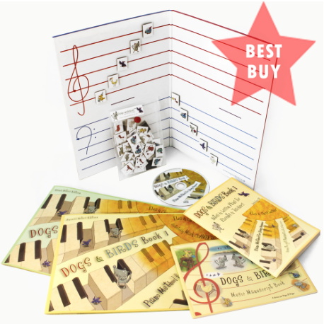Dogs & Birds Beginner's Set Bundle